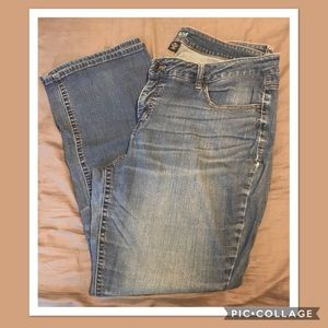 a.n.a. Bootcut Jeans 20W